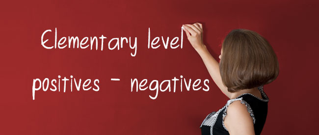 Elementary - Present Simple, Positive-Negative