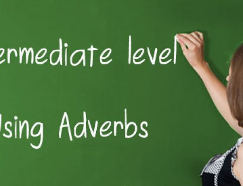 Intermediate English – Adverbs