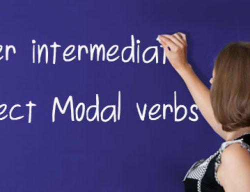 B2 Perfect Modal Verbs