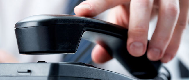 Business phone calls - Telefonare